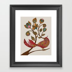 Babette Framed Art Print