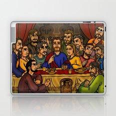 JC: The Last Supper Laptop & iPad Skin