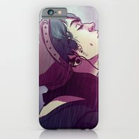 Cantsmokewhileitrains iPhone 6 Slim Case
