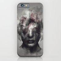 iPhone & iPod Case featuring Portrait 5 by Rafal Rola