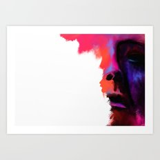 Gemini - Right Art Print
