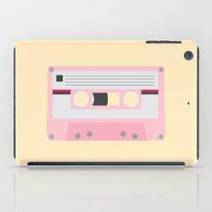 #52 Cassette Tape iPad Case