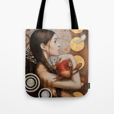 Rouge Tote Bag