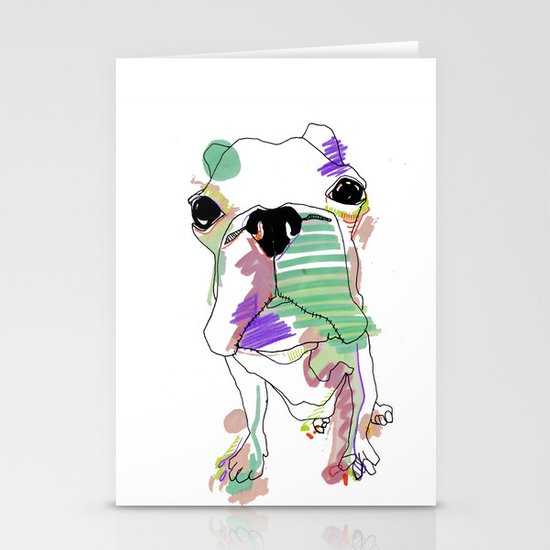 Bostoncolour Stationery Card