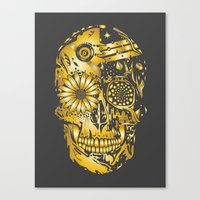 C3P GOLD Canvas Print