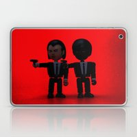Toy Pulp Fiction Laptop & iPad Skin