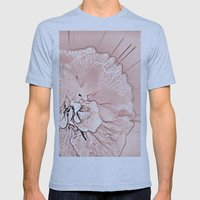 Blush Mens Fitted Tee Athletic Blue SMALL