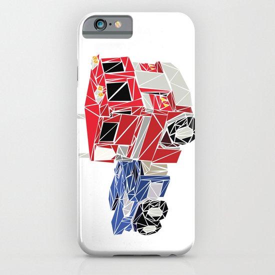The Optimus Prime iPhone & iPod Case