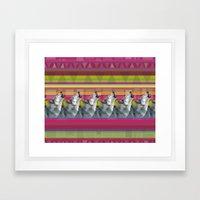 Wolves- NonSM Framed Art Print