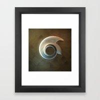 Eolith Framed Art Print