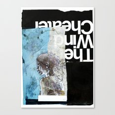 TheWindCheater Canvas Print