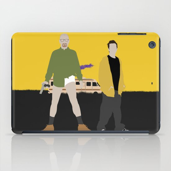 Breaking Bad iPad Case