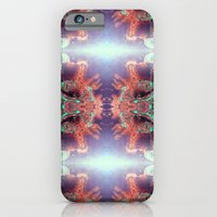iPhone & iPod Case featuring INFINITY SNOWFLAKE by Michael Angelo Galasso