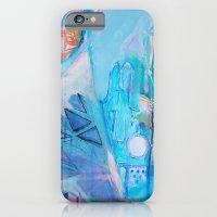 Sacred Symbols - Bend of Ivy iPhone 6 Slim Case