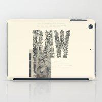 RAW iPad Case