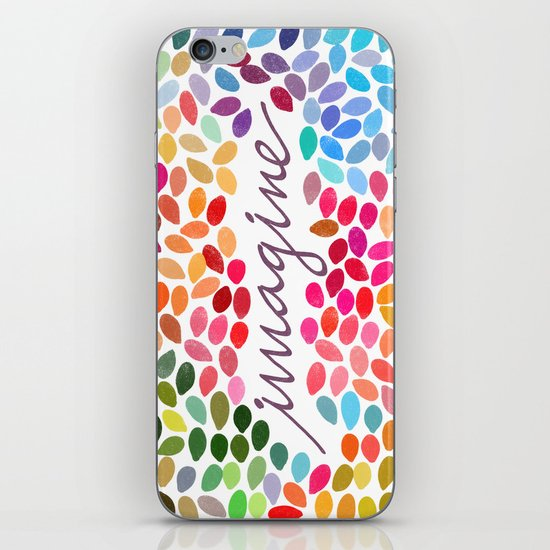 Imagine by Anna Carol & Garima Dhawan iPhone & iPod Skin