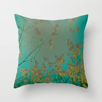 On the Other Side of Love Throw Pillow