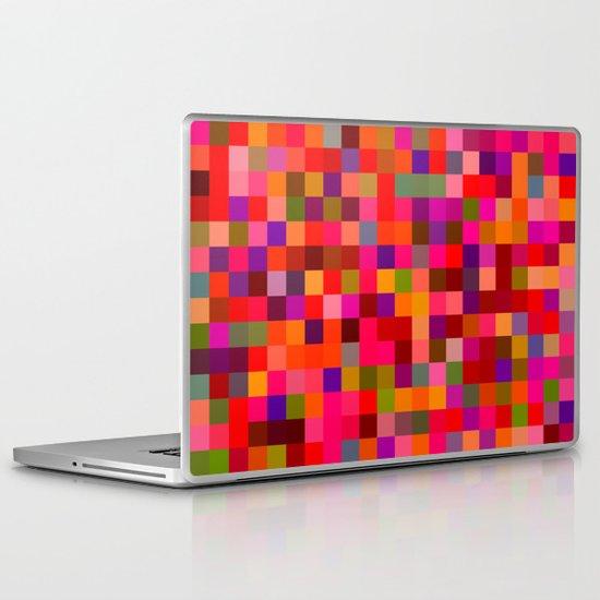 Pixel Painting Laptop & iPad Skin