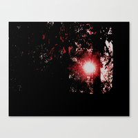our star Canvas Print