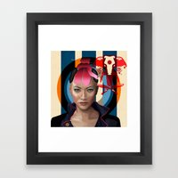 Queen of Darkness Far Cry 4 -  Yuma Framed Art Print