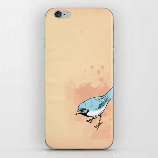 Sing terribly iPhone & iPod Skin