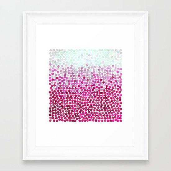 dance 6 Framed Art Print