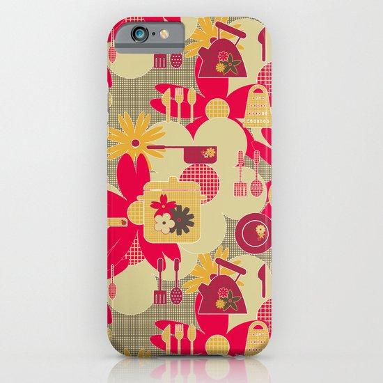 Hessian Kitchen iPhone & iPod Case