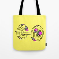 MY.DAILY.WORKOUT Tote Bag