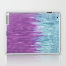 Aqua Sparkle Berry Abstract Laptop & iPad Skin