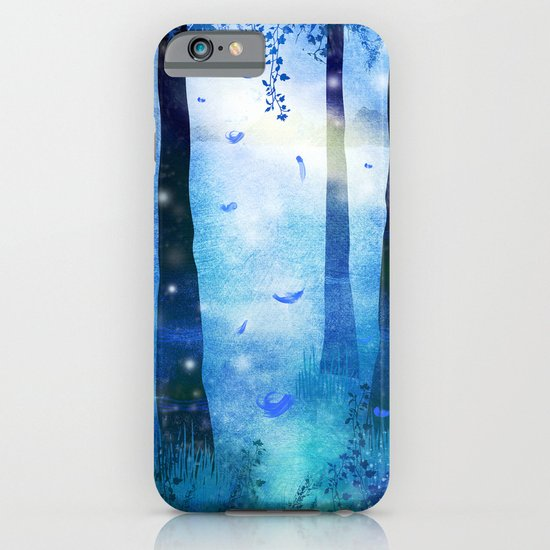 Sunrise in Winter iPhone & iPod Case