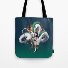 Who I Am Inside Tote Bag