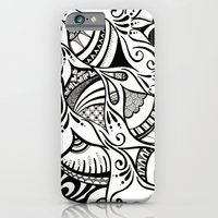 Tuliping Tangle iPhone 6 Slim Case