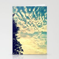 AfternoonSky Stationery Cards