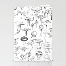 The mushroom gang Stationery Cards