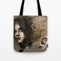 kingdom of beauty Tote Bag