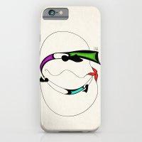 iPhone & iPod Case featuring Ritual fire dance by Aleksandra Mikolajczak