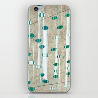 Birch Grass iPhone & iPod Skin