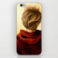 Robyn iPhone & iPod Skin