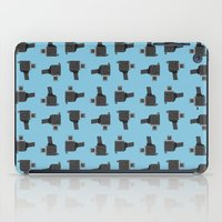 Camera 03 Pattern iPad Case