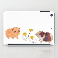 Guinea Pigs iPad Case