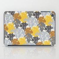 Acer Bouquets - Golds & … iPad Case
