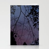 Changes At Dusk Stationery Cards