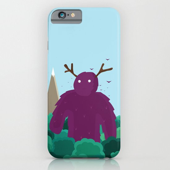 Life Swarms with Innocent Monsters iPhone & iPod Case