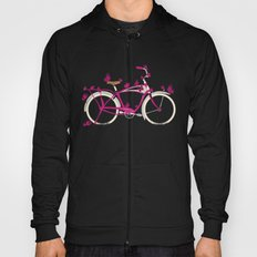 Butterfly Bicycle Hoody