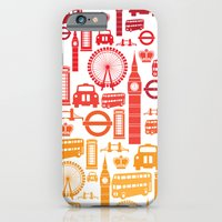 iPhone & iPod Case featuring London by jajoão