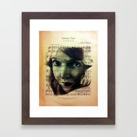 Lilly! Framed Art Print