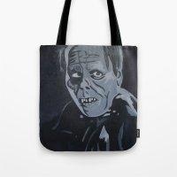 Phantom of the Opera Tote Bag