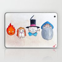 Make the Unlikeliest of Friends, Wherever You Go 3 Laptop & iPad Skin