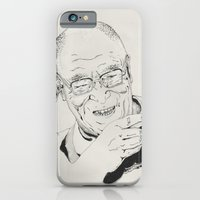 iPhone & iPod Case featuring Dalai Lama by RiversAreDeep