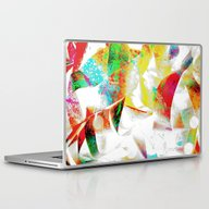 Laptop & iPad Skin featuring Silver Ash by Lillyan